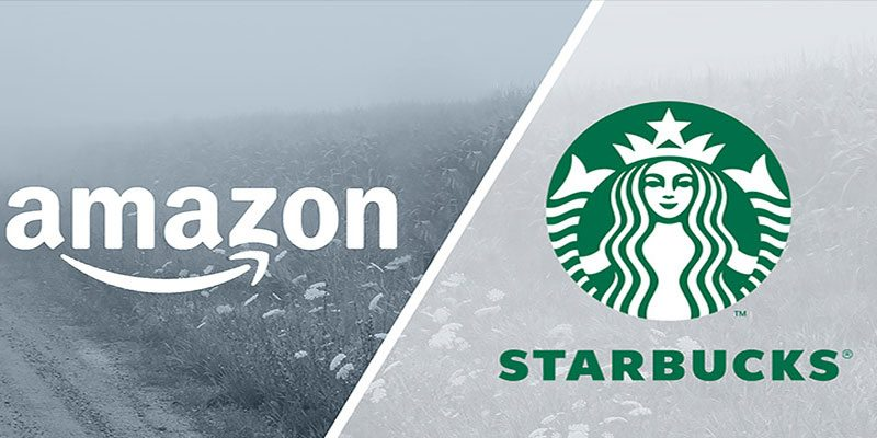 amazon vs starbucks See what employees say it's like to work at starbucks salaries this way you can get a feel for me vs just seeing my name on a amazon star star star star.