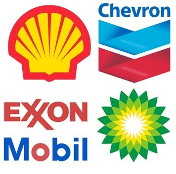 Chevron, Exxon, and BP