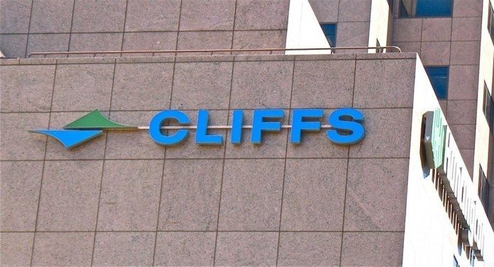 Cliffs Natural Resources Inc (NYSE:CLF)