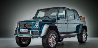 Mercedes-Benz G 650 Landaulet-main