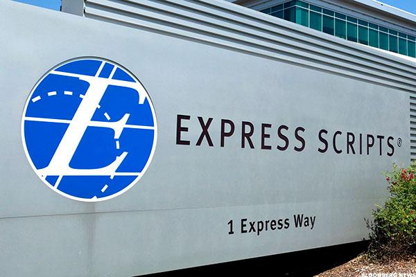 Express Scripts Holding Company (NASDAQ:ESRX) Chalking Up Volume in Session