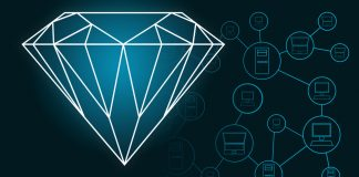 Diamond-Tracking Blockchain Solution; to guarantee authenticity