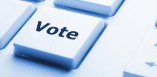blockchain-based voting system; South Korea's NEC is trialling the solution