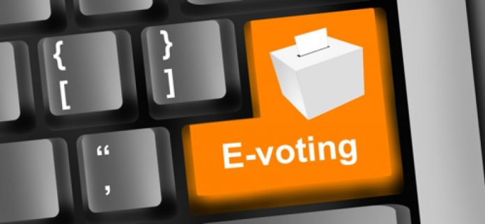 leveraging blockchain in e-voting; to bring integrity and transparency