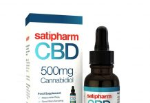 Satipharm CBD Oil